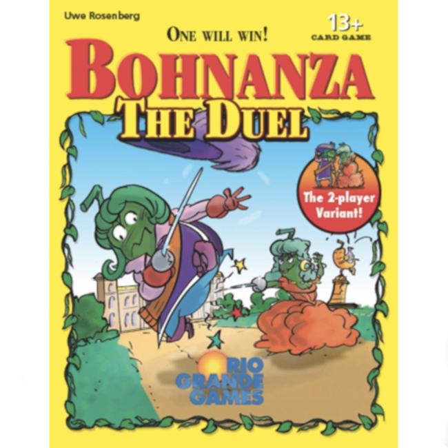 Rio Grande Games Bohnanza - The Duel [anglais]