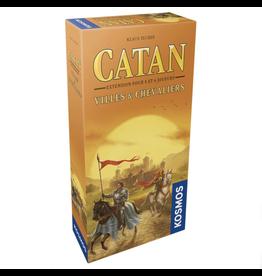 Kosmos Catan : Villes et Chevaliers : 5-6 joueurs [français]