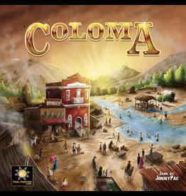 Final Frontier Games Coloma - Deluxe Edition [anglais]