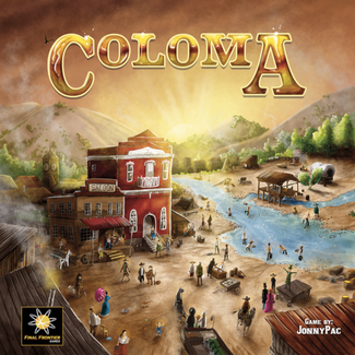 Final Frontier Games Coloma - Deluxe Edition [anglais]