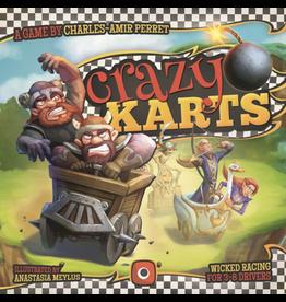 Portal Games Crazy Karts [anglais]