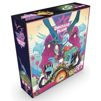 Pandasaurus Games Dinosaur Island [English]
