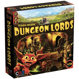 Iello Dungeon Lords [French]