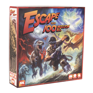 IDW Games Escape from 100 Million BC [English]