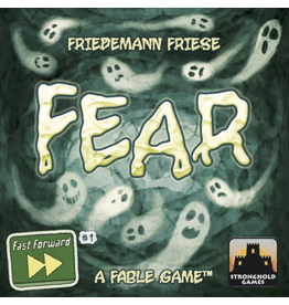 Stronghold Games Fear (Fast Forward Series #1) [anglais]