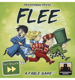 Stronghold Games Flee (Fast Forward Series #3) [anglais]