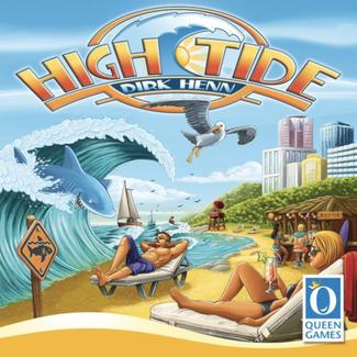 Queen Games High Tide [anglais]