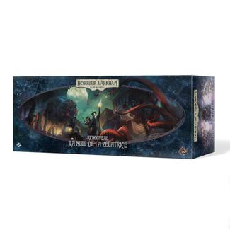 Fantasy Flight Games Horreur à Arkham (JCE) : Renouveau - La Nuit de la Zélatrice [French]