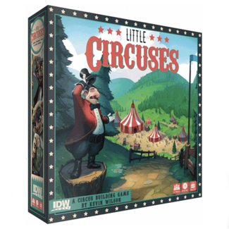 IDW Games Little Circuses [English]