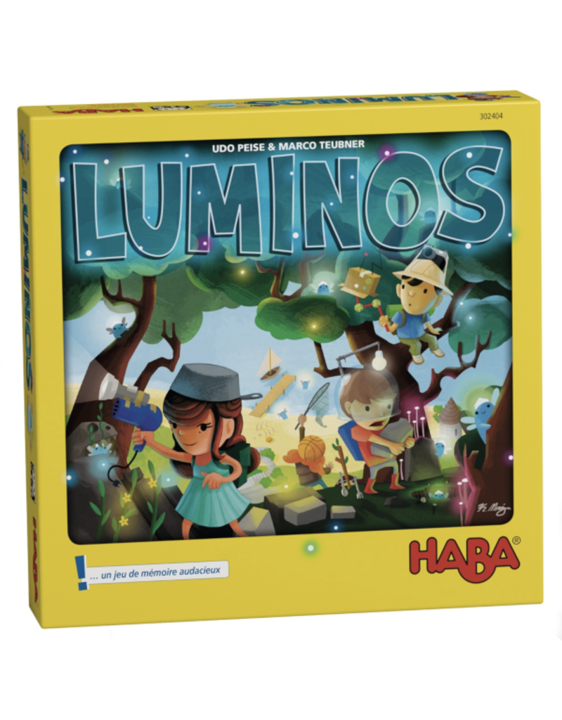 Haba Luminos [multilingue]