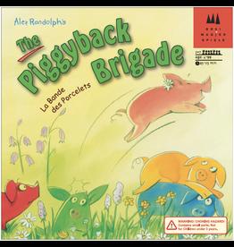 Drei Magier Spiele Piggyback Brigade (the) [multilingue]