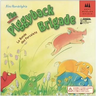Drei Magier Spiele Piggyback Brigade (the) [Multi]