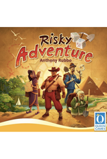 Queen Games Risky Adventure [anglais]