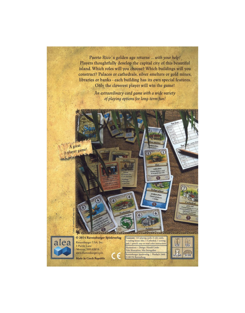 Ravensburger San Juan (2nd edition) [anglais]