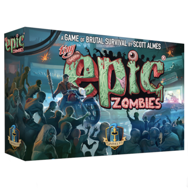 Pixie Games Tiny Epic - Zombies [English]