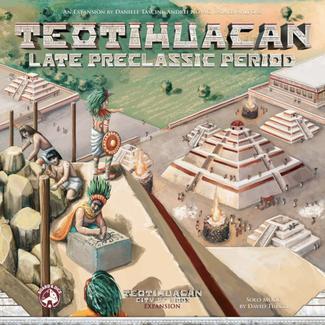Board & Dice Teotihuacan : Late Preclassic Period [English]