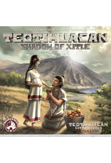 Board & Dice Teotihuacan : Shadow of Xitle [anglais]