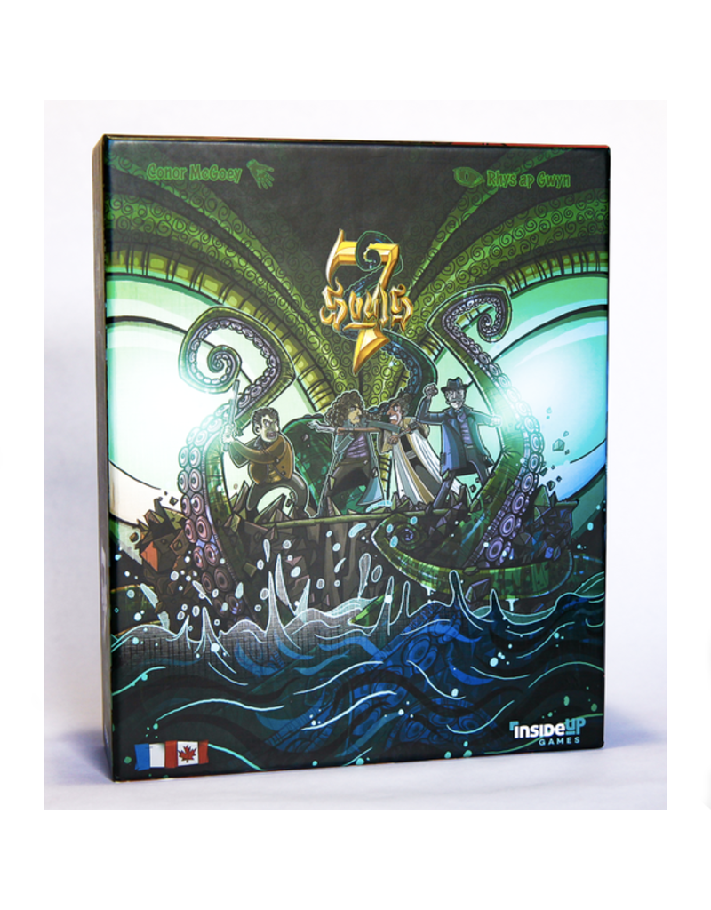 Insideup Game 7 Souls [multilingue]