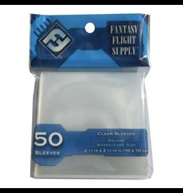 Fantasy Flight Games Protecteurs de cartes (70mm x 70mm) - Paquet de 50 [FFS65]
