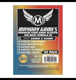 Mayday Games Protecteurs de cartes (55mm x 80mm) - Paquet de 50 [MDG-7137]