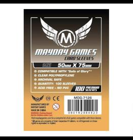 Mayday Games Protecteurs de cartes (50mm x 75mm) - Paquet de 100 [MDG-7126]