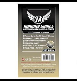Mayday Games Protecteurs de cartes (49mm x 93mm) - Paquet de 50 [MDG-7138]