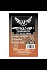 Mayday Games Protecteurs de cartes (57.5mm x 89mm) - Paquet de 50 [MDG-7078]
