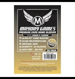 Mayday Games Protecteurs de cartes (80mm x 120mm) - Paquet de 50 [MDG-7146]