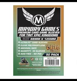 Mayday Games Protecteurs de cartes (88mm x 125mm) - Paquet de 50 [MDG-7148]