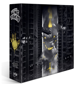 Iello King of Tokyo (Dark Edition) [français]