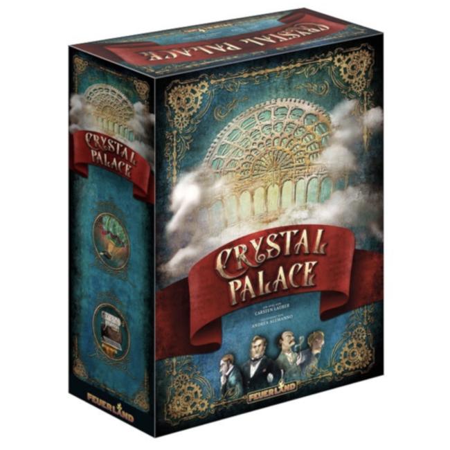 Super Meeple Crystal Palace [français]