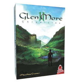 Super Meeple Glen More II - Chronicles [français]