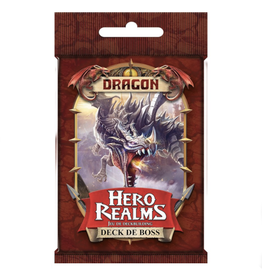 Iello Hero Realms : Deck de Boss - Dragon [français]