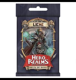 Iello Hero Realms : Deck de Boss - Liche [français]