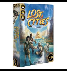 Iello Lost Cities - Les Rivaux [français]