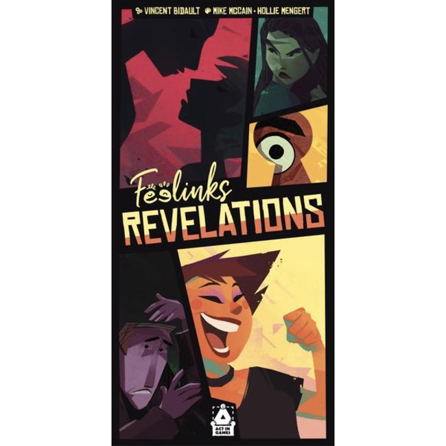 Act in games Feelinks - Révélations [français]