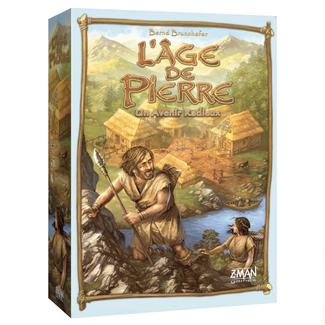 Z-Man Âge de pierre (l') - Un avenir radieux [French]