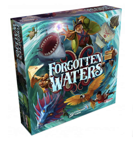 Plaid Hat Games Forgotten Waters - A Crossroads Game [anglais]