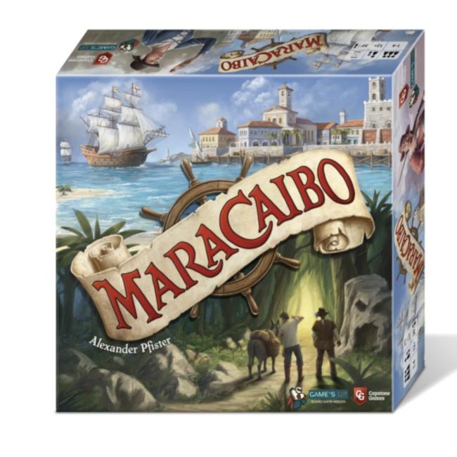 Capstone Games Maracaibo [English]