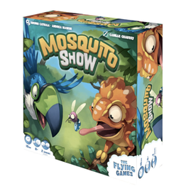 The Flying Games Mosquito Show [multilingue]