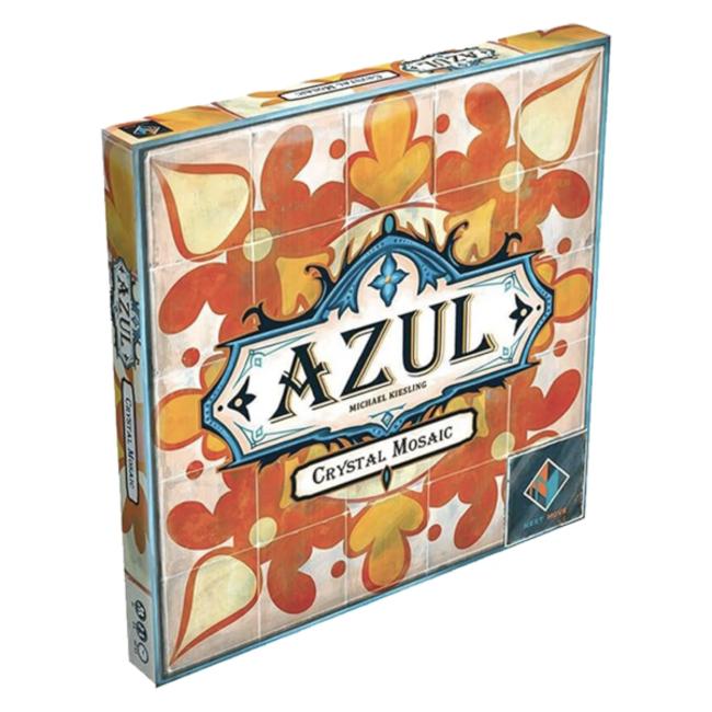 Next Move Azul : Mosaïque éclatante (Crystal Mosaic) [Multi]