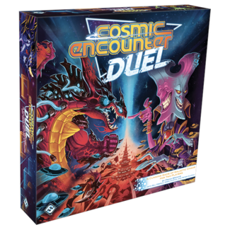 Fantasy Flight Games Cosmic Encounter - Duel [anglais]
