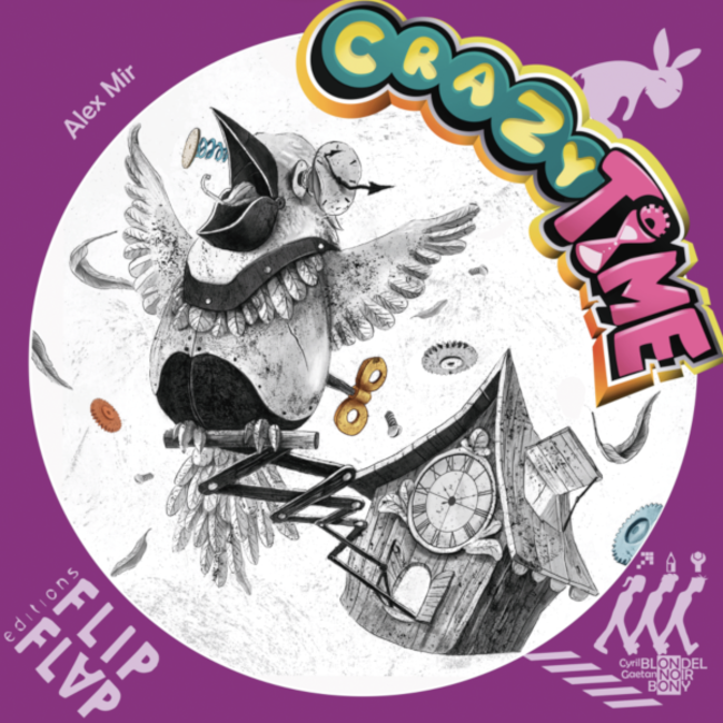 Flip Flap Crazy Time [French]