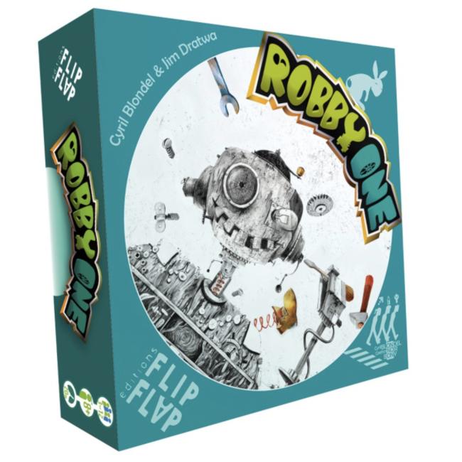 Flip Flap Robby One [français]
