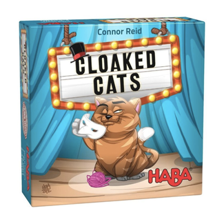Haba Cloaked Cats [Multi]