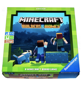 Ravensburger Minecraft - Builders & Biomes [multilingue]