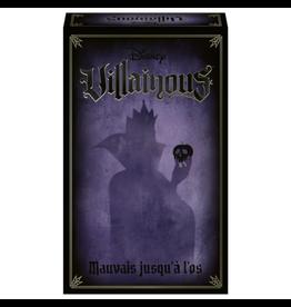 Ravensburger Disney - Villainous : Mauvais jusqu'a l'os [français]