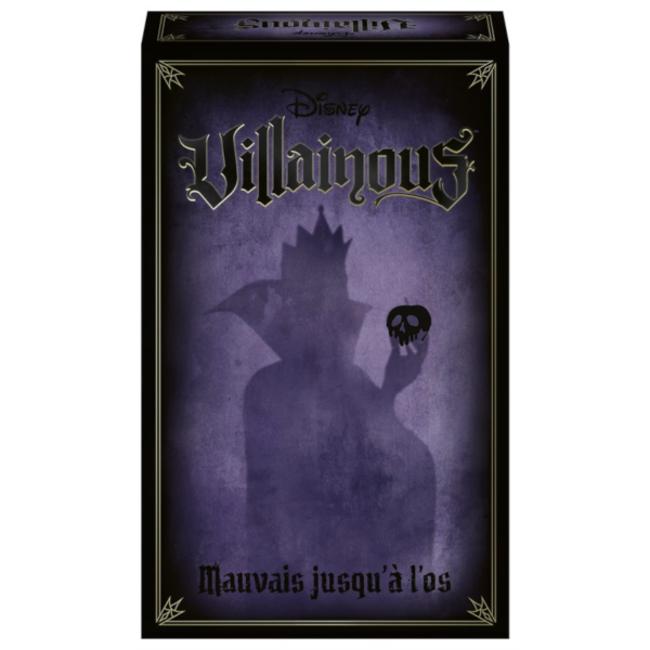 Ravensburger Villainous : Mauvais jusqu'a l'os [français]