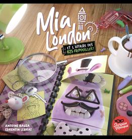 Scorpion Masqué Mia London - et l'affaire des 625 fripouilles! [français]
