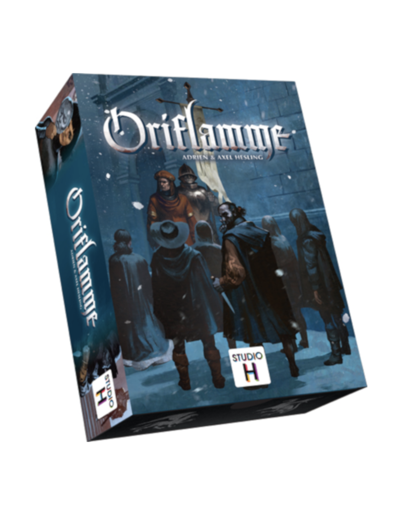 Studio H Oriflamme [français]